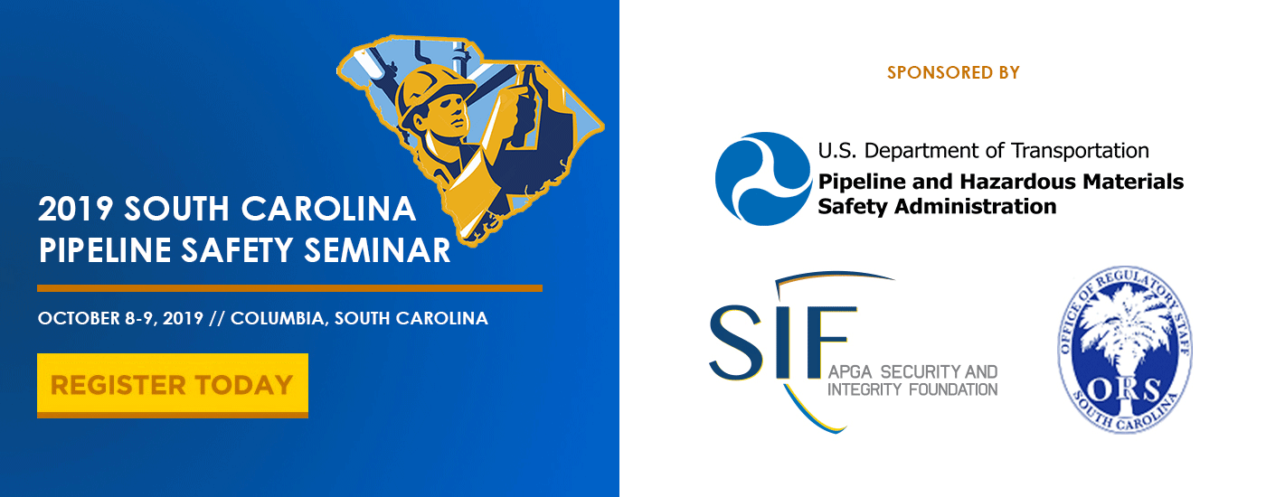 South Carolina Pipeline Safety Seminar